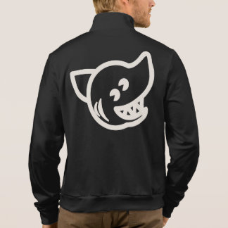 Bark On Surf Dog Printed Jacket