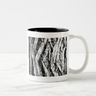 Bark Pattern Mug