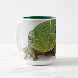 Barking Frog Mug