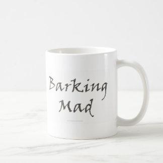 Barking Mad Basic White Mug