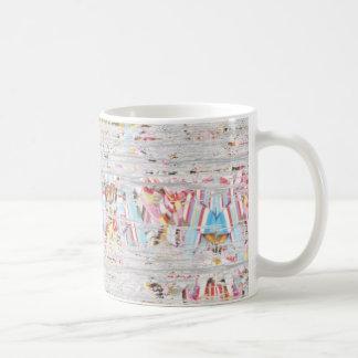 Barking Rings Coffee Mug