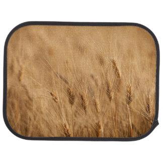 Barley field car mat