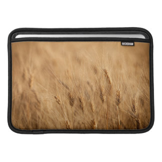 Barley field MacBook sleeve