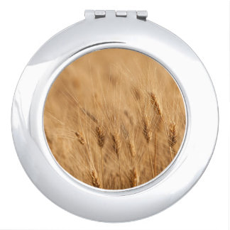 Barley field mirrors for makeup
