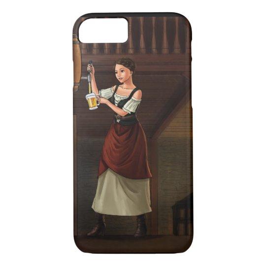 Barmaid Phone Case