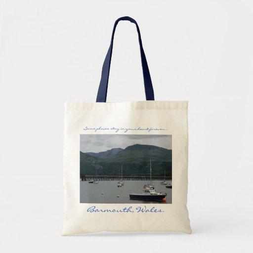 Barmouth canvas Tote bag