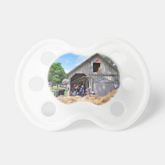 Barn 62 at Horse Haven - Saratoga Pacifier