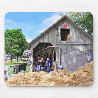 Barn 62 at Horse Haven - Saratoga Mousepads