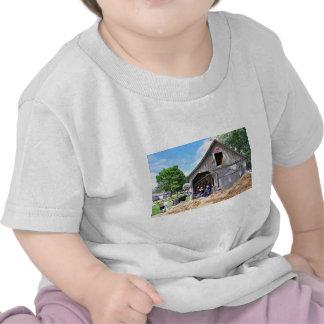 Barn 62 at Horse Haven - Saratoga T Shirt