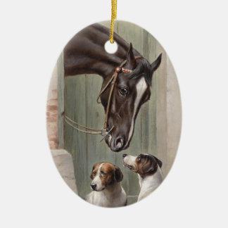 Barn Buddies Christmas Ornament