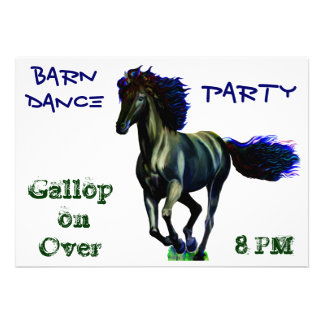 Barn Dance Invitations 320 Barn Dance Invites
