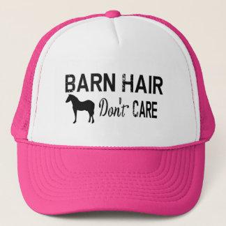 Barn Hair Ball Cap
