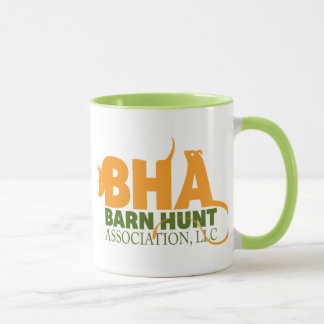 Barn Hunt Association LLC Logo Gear Mug