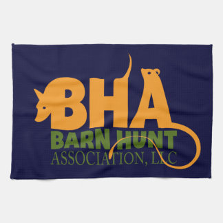 Barn Hunt Association LLC Logo Gear Tea Towel