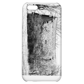 Barn in B/w phone case Cover For iPhone 5C