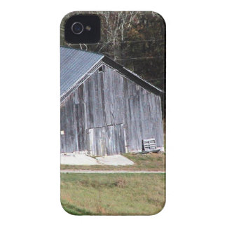BARN ON A HILL SOUTHWEST VIRGINIA iPhone 4 Case-Mate CASE
