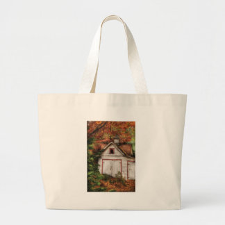 Barn - Our old shed Jumbo Tote Bag