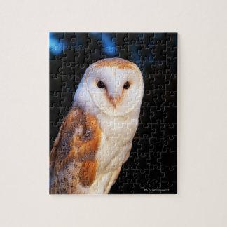 Barn Owl 2 Jigsaw Puzzle