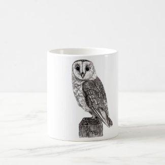 Barn Owl Mug