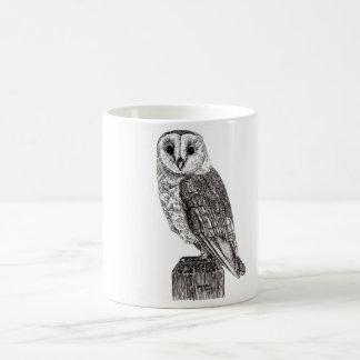 Barn Owl 2 Mug