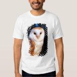 Barn Owl 2 Tee Shirts