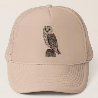 Barn Owl 2 Trucker Hat