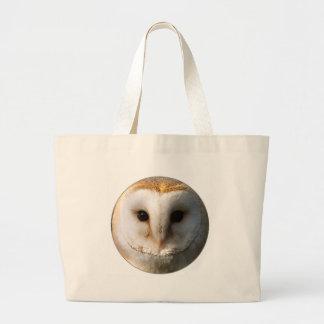 """Barn Owl"" Bags"