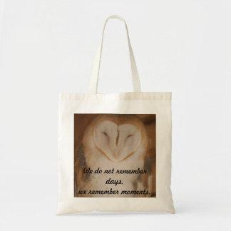 Barn Owl Bag