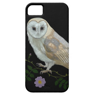 Barn Owl Barely There iPhone 5 Case