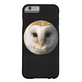 """Barn Owl"" Barely There iPhone 6 Case"