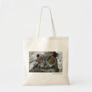 Barn Owl Budget Tote Budget Tote Bag