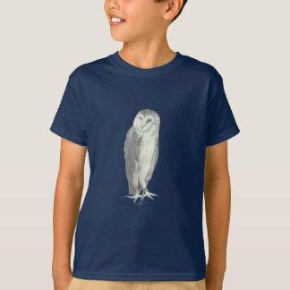 Barn Owl | Customizable T-Shirt