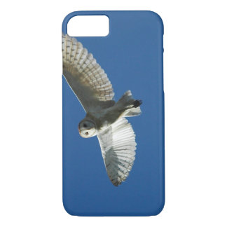 Barn Owl in Daytime Flight iPhone 8/7 Case
