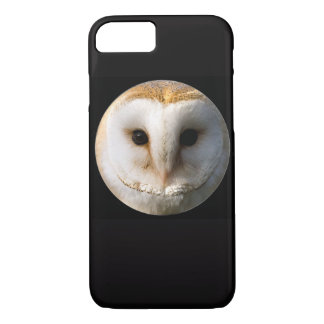 """Barn Owl"" iPhone 8/7 Case"