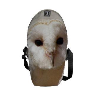 Barn Owl Messenger Bags