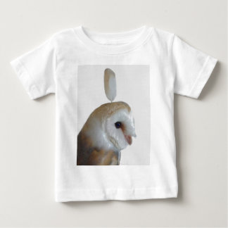 Barn Owl Pattern Baby T-Shirt