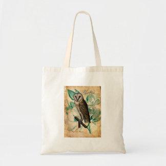 Barn Owl Teal