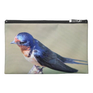 Barn Swallow Bird Photo Travel Bag Travel Accessories Bag