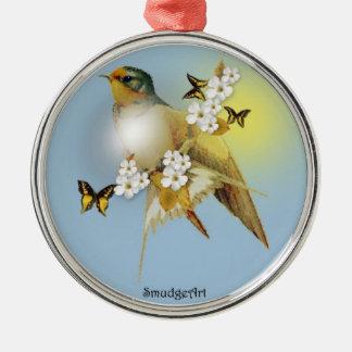 Barn Swallow Christmas Ornament
