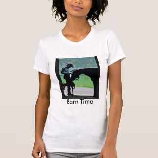 Barn Time- T-Shirt