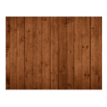 Barn Wall Made of Old Wooden Planks - Brown