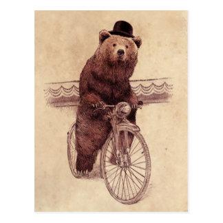 Barnabus Postcard