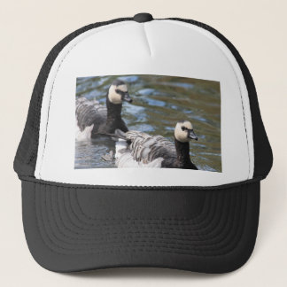 Barnacle Goose Trucker Hat