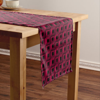 Barnacles in Pink Table Runner
