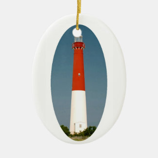 Barnegat Lighthouse Christmas Ornament