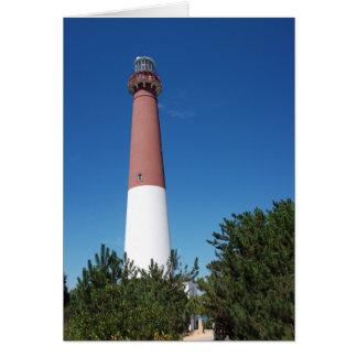 "Barnegat Lighthouse ""Old Barney"" Cards"