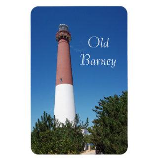 """Barnegat Lighthouse """"Old Barney"""" Vinyl Magnets"""