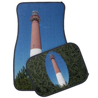 Barnegat Lighthouse Old Barney Floor Mat