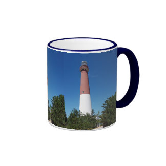 """Barnegat Lighthouse """"Old Barney"""" Mugs"""