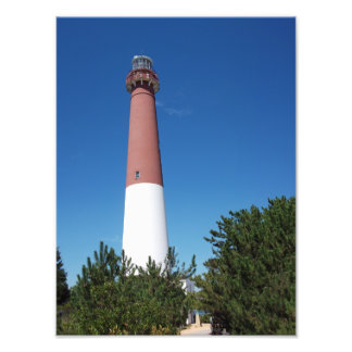 Barnegat Lighthouse Old Barney Photo Print